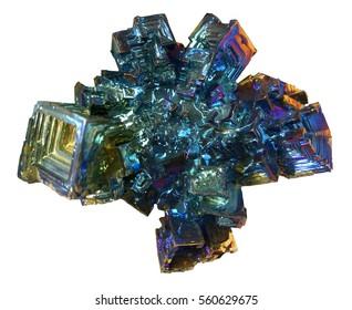 Bismuth Gemstone