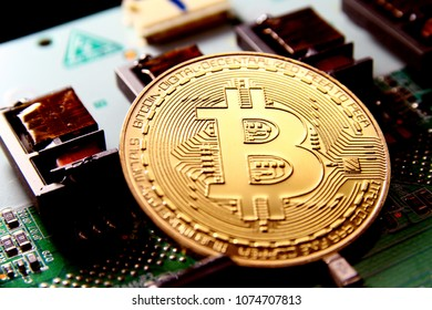 Bitcoin background / Bitcoin is a cryptocurrency and worldwide payment system. It is the first decentralized digital currency, as the system works without a central bank or single administrator