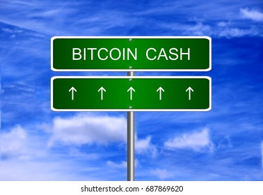 Bitcoin Cash split fork cryptocurrency price mining wallet security trading currency exchange.