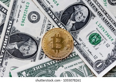 Bitcoin, crypto currency, electronic money and the dollar