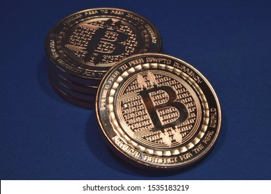 Bitcoin Crypto currency, internet money, payments concept, value, email money