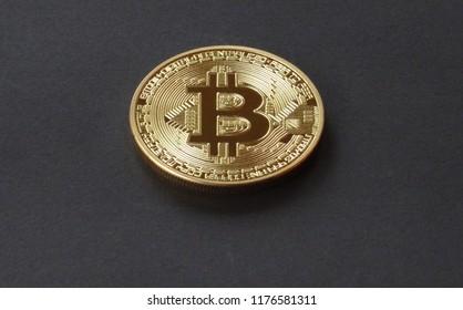 Bitcoin, crypto curreny coins, digital money, blockchain