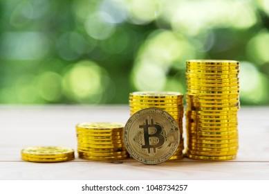 Bitcoin gold coin  (new virtual money )