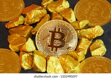 Bitcoin gold crypto currency