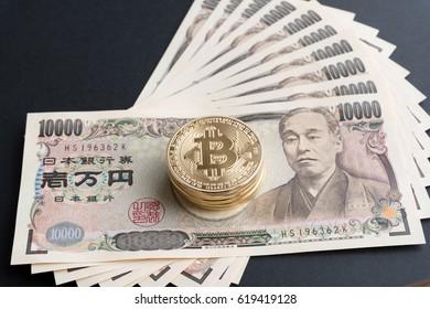 Bitcoin and Japanese Yen