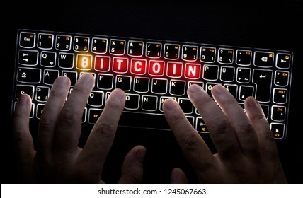 Bitcoin Keyboard is operated by Hacker.