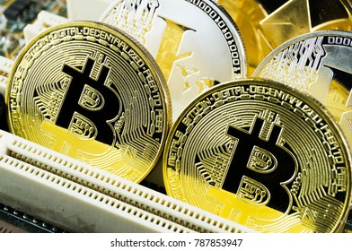 Bitcoin and litecoin is a modern way of exchange and this crypto currency is a convenient means of payment in the financial