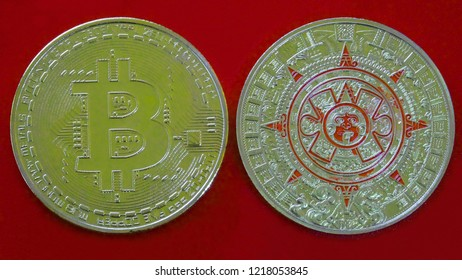 Bitcoin and Mayan calendar coin and the change of eras