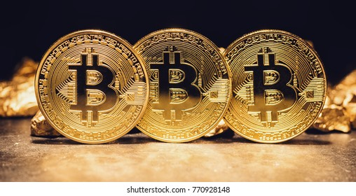 Bitcoin the new digital gold