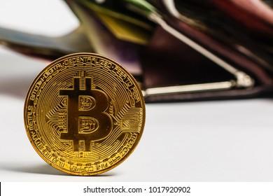 Bitcoin over the ukrainian hryvnia currency
