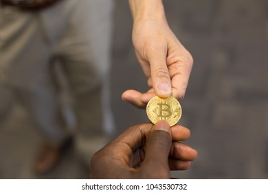 Bitcoin payment coin