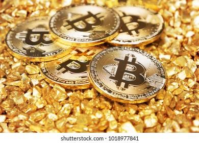 Bitcoin as virtual gold