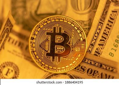 Bitcoin visuals BTC EUR USD Finance Cryptocurrency