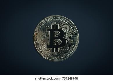 bitcoin,close up photo