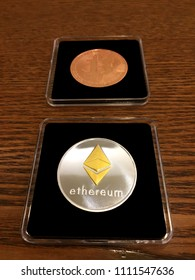 bitcon and ethereum in case