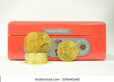 bitcons and safety box