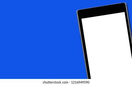 Bitfinex website displayed on the smartphone screen. Bitfinex is a cryptocurrency trading platform.