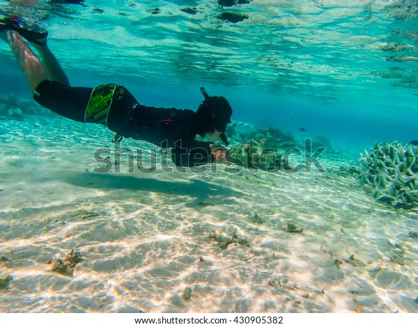 Biyadhoo Island Resortmaldives May 1 2016 Stock Photo Edit