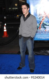 """B.J. Novak at the Los Angeles premiere of """"Blades of Glory"""" at the Grauman's Chinese Theatre, Hollywood. March 29, 2007  Los Angeles, CA Picture: Paul Smith / Featureflash"""