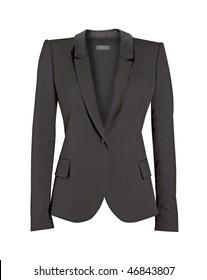bkack jacket