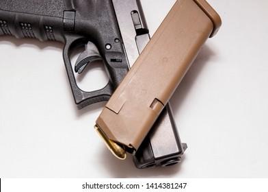 9mm Pistol Images, Stock Photos & Vectors | Shutterstock