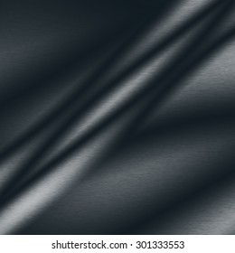 black abstract background brushed metal texture