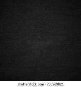 black abstract texture or grid pattern canvas background