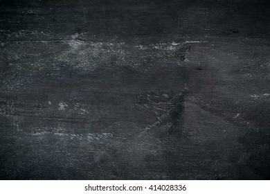Black abstract wooden textured background