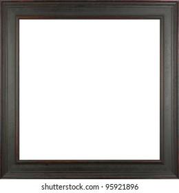 black art picture frame