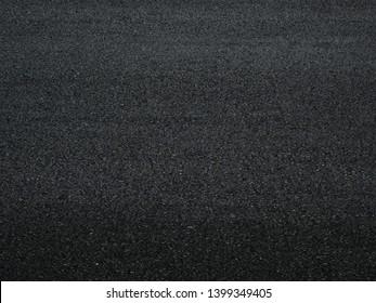 black asphalt road texture, street background