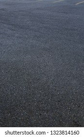 black asphalt tarmac road texture background