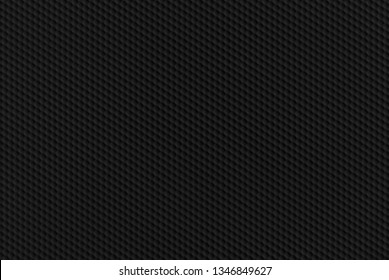 Black background, abstract structural cell black texture as background