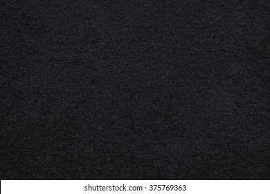 Black background based on natural felt texture