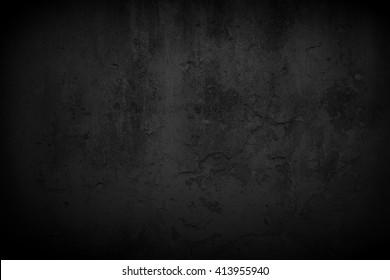 Black background. Blackboard