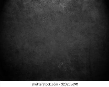 Black background. Grunge