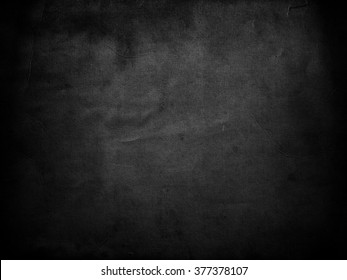 Black background. Grunge texture. Chalkboard