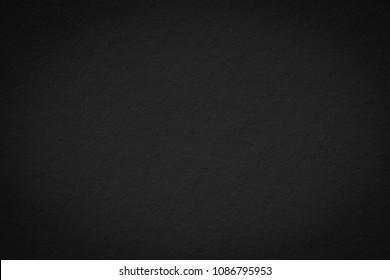 black background texture gradient art grey canvas dark paper with luxury elegant space dark pattern vintage wallpaper and backdrop