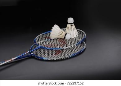 Black badminton
