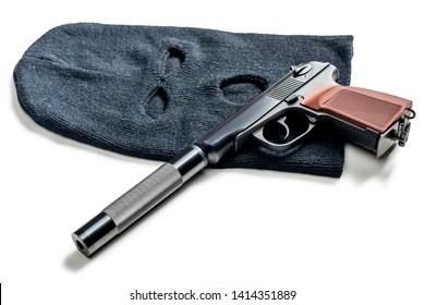 Pistol Images, Stock Photos & Vectors | Shutterstock