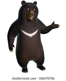 black bear cartoon images stock photos vectors shutterstock rh shutterstock com black and white bear cartoon black bear cartoon images