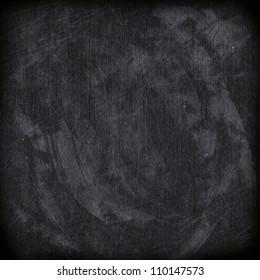 Black Blackboard Empty Texture