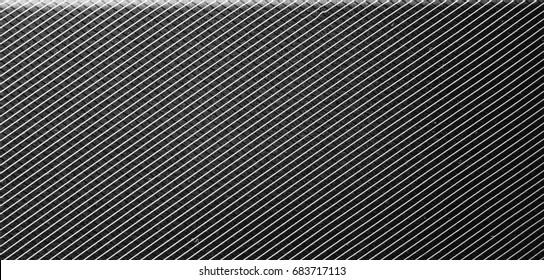 Black carbon fiber kevlar pattern texture