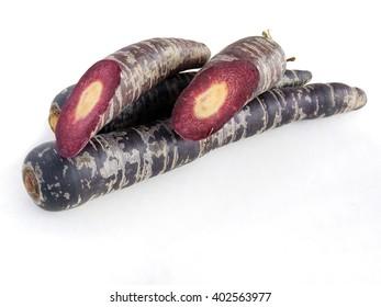 black carrot root