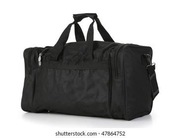 Black Carry On Duffel Bag