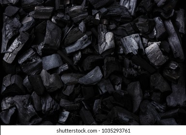 Black Charcoal background texture copy space