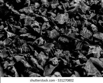 Black charcoal texture, Charcoal, Black texture.