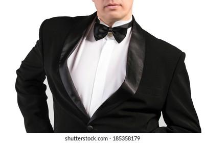 Black Classical Tuxedo