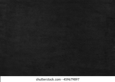 Black color velvet texture background