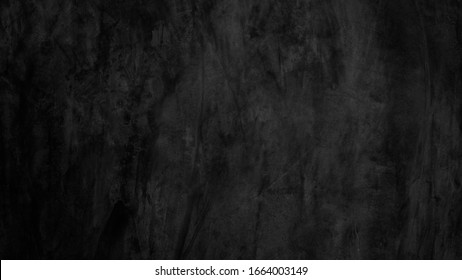 black concrete background. abstract cement wall