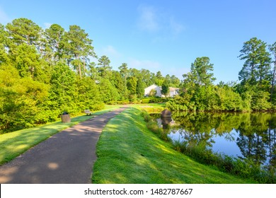 Black Creek Green Way, Cary